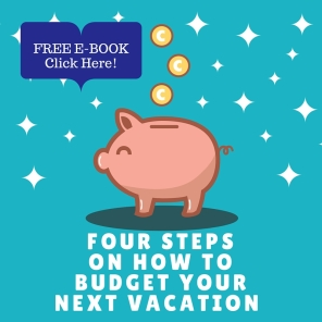 Budgeting Vacation. Remove the guesswork. integrity wealth advisors.